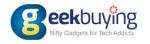 GeekBuying coupon codes 2019