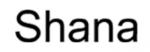 Shana promo codes 2020