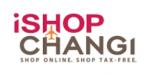 IshopChangi promo codes 2021