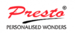 Presto Gifts promotion codes 2020