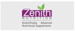 Zenith Nutrition discount codes 2019